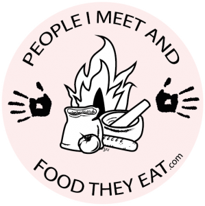 People I Meet and Food They Eat